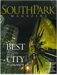 Southpark Magazine Cover February 2014